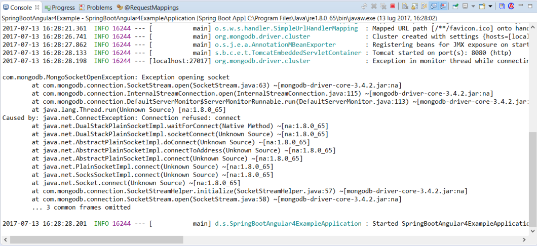 12-Spring-Boot-example-application-error-starting-mongodb-not-running